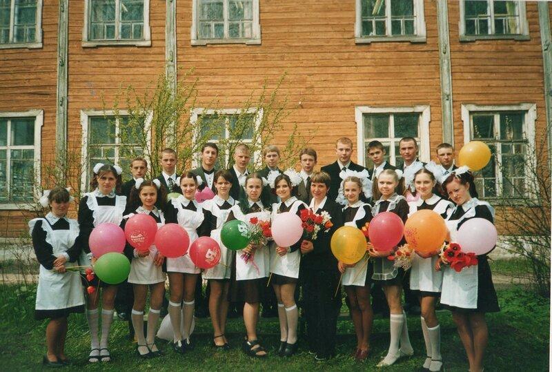 Выпускники 2004 г.