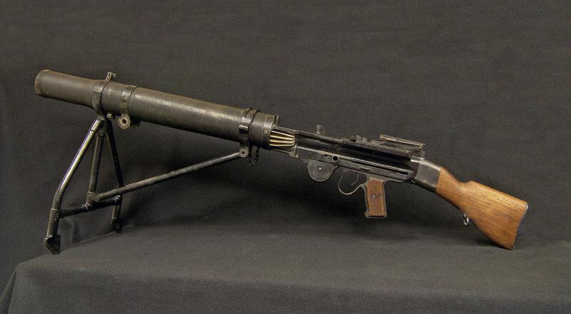 Lewis M1940 голландского