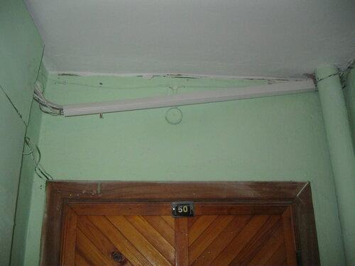 Срочный вызов электрика аварийной службы в квартиру из-за интенсивного искрения проводки и перебоев электроснабжения