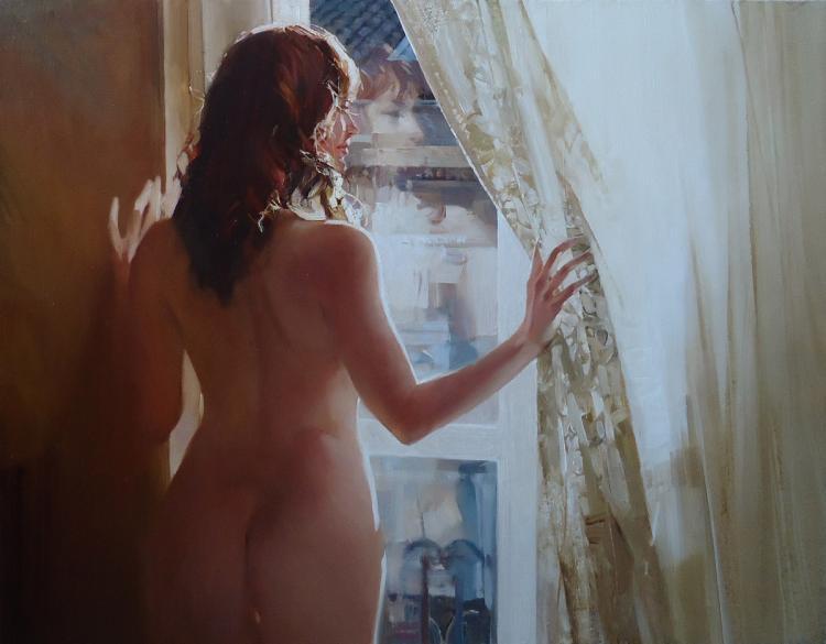 Завтра я выгляну из окна и назову твое имя! Чернигин Алексей Александрович