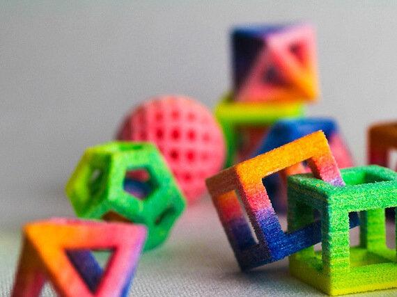 3D-кондитерская (10 фото)