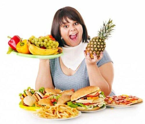 Хватит диет!