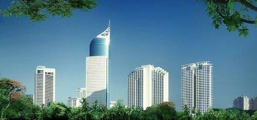 В Индонезийском небоскребе будет использована энергия ветра