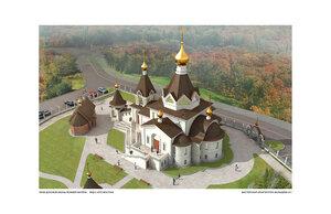 восстановление Донского храма на его историческом месте
