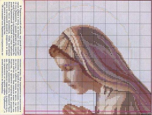 Молитва (Матерь Божья Зарваницкая)