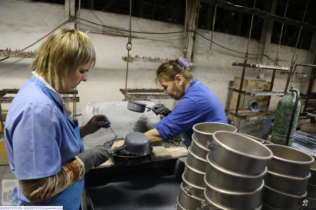 Эмалерованые кастрюли россия в Хабаровске,Шентале,Милютинской