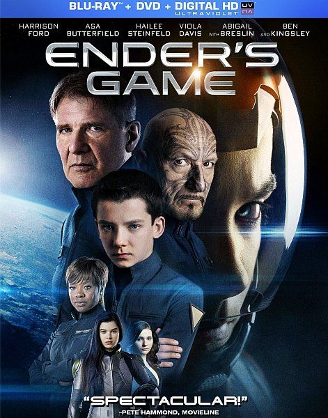 Игра Эндера / Ender's Game (2013) BDRip 720p + HDRip