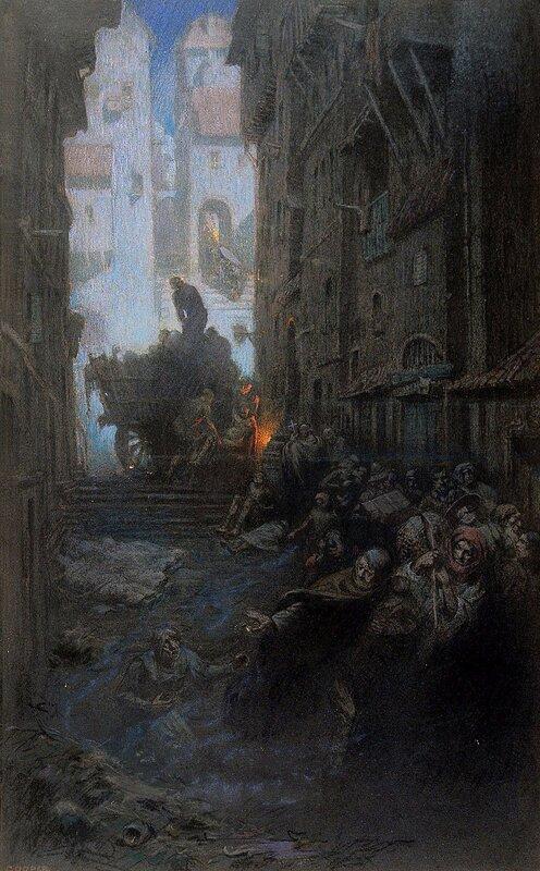 Болезни викторианской эпохи. Холера