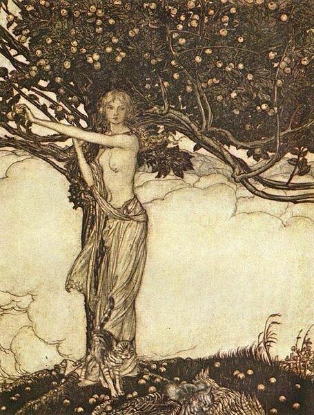 10 мифологических божества любви и удовольствия