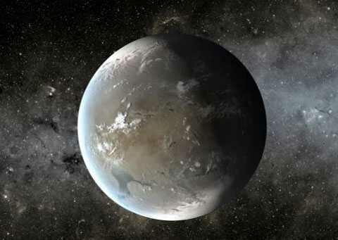 Земля - последнее место во Вселенной, где появилась жизнь