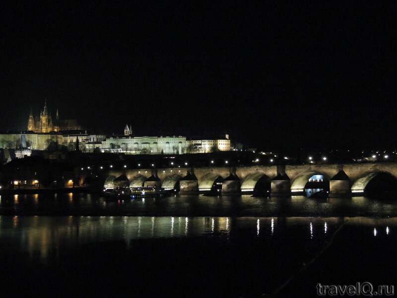 Карлов мост. Пражский Град