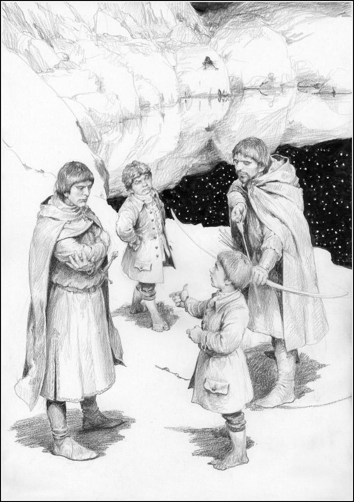 Денис Гордеев, Толкиен