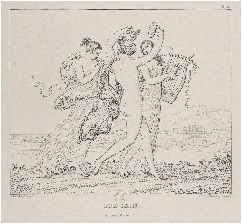 M. Chatillon, Anacréon