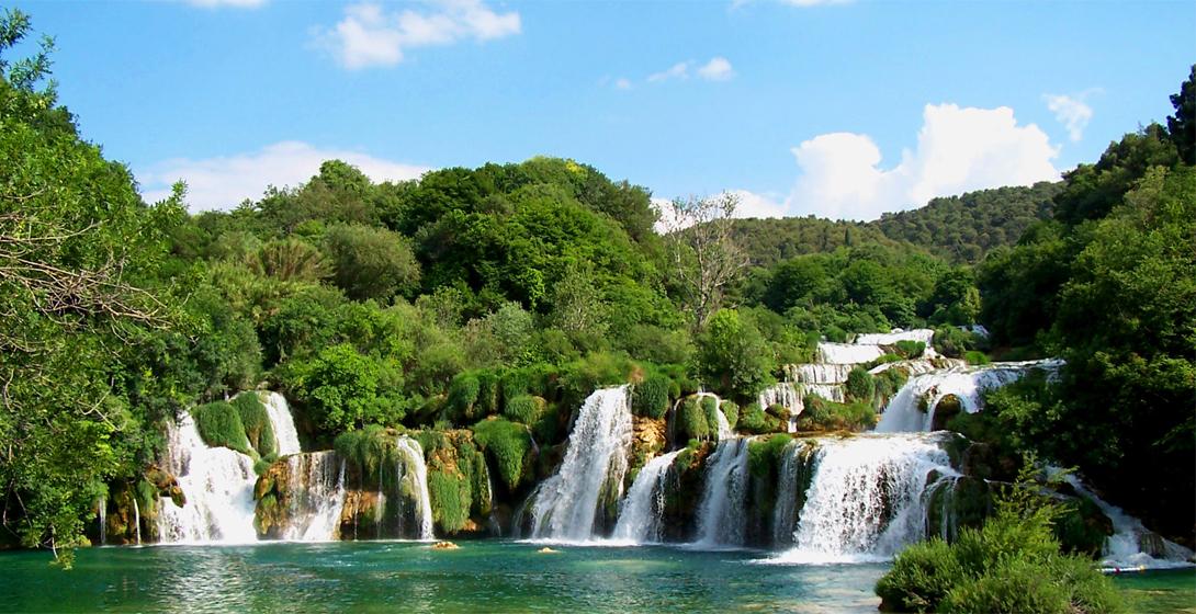 Восток Вестероса Крка, Хорватия