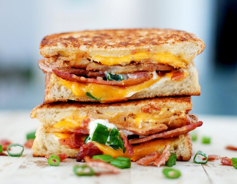 20 идей со всего мира, как приготовить бутерброд с сыром (20 фото)