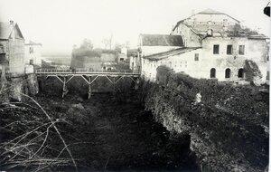 Дубенський замок. Мост