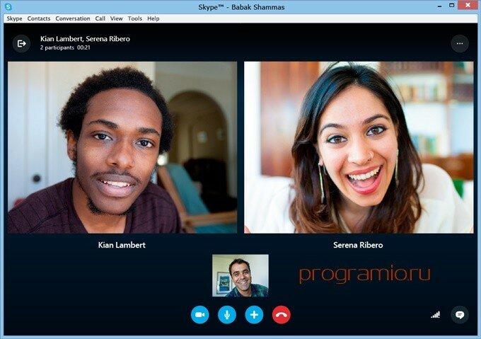 Бесплатная программа для телефонных звонков Skype