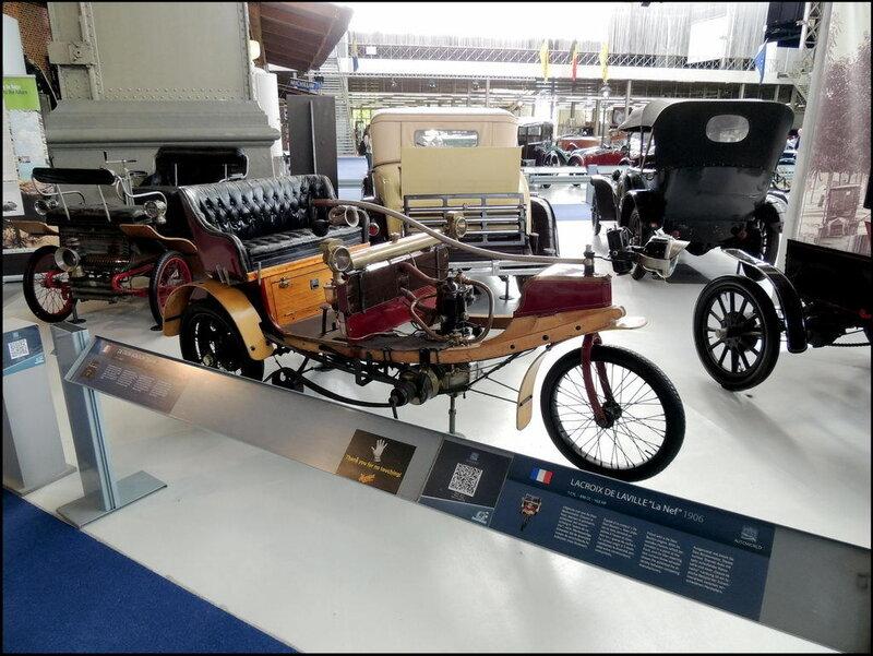 Autoworld 8069 Lacroix De Laville La Nef 1906