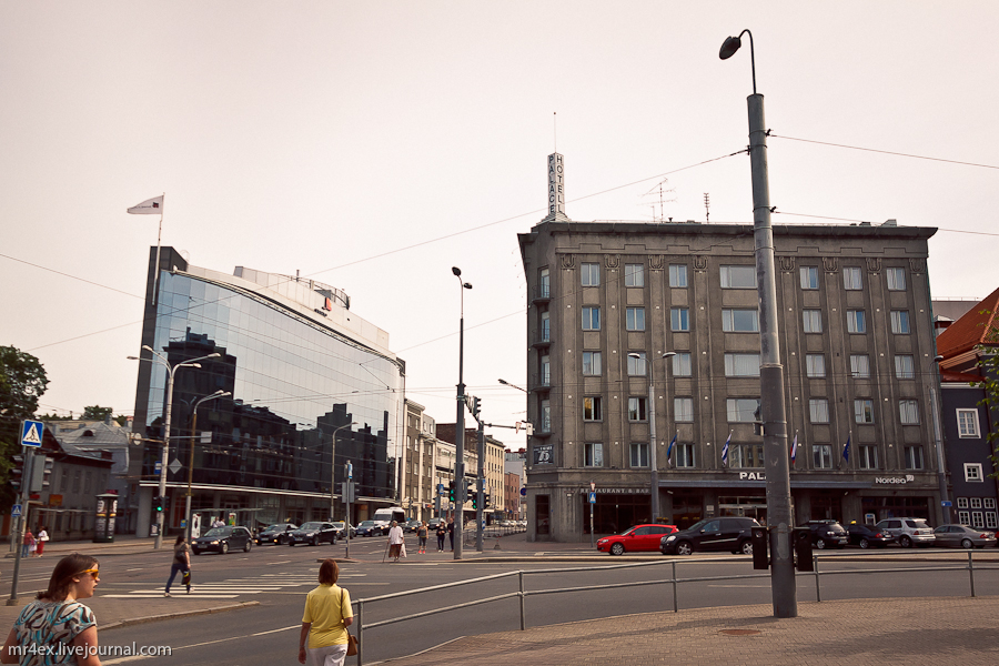 Эстония, Таллин, современная архитектура