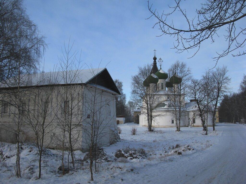 ГОРНЕ-УСПЕНСКИЙ монастырь