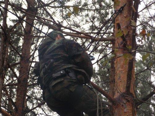 Альп-тренировка на Лесном снайпинге