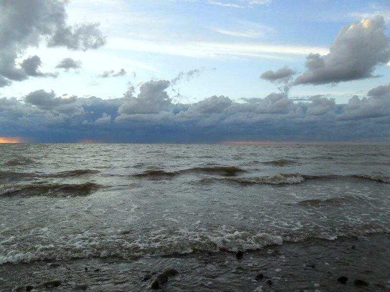 04 сентября 2013, облака, Азовское побережье