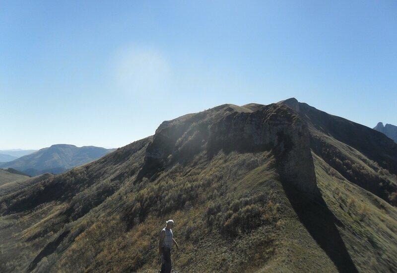 Адыгея, в горах Кавказа