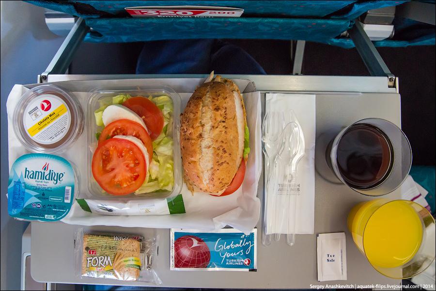 В Стамбул с Turkish Airlines