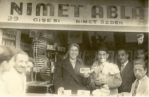 Самый счастливый магазин в Стамбуле