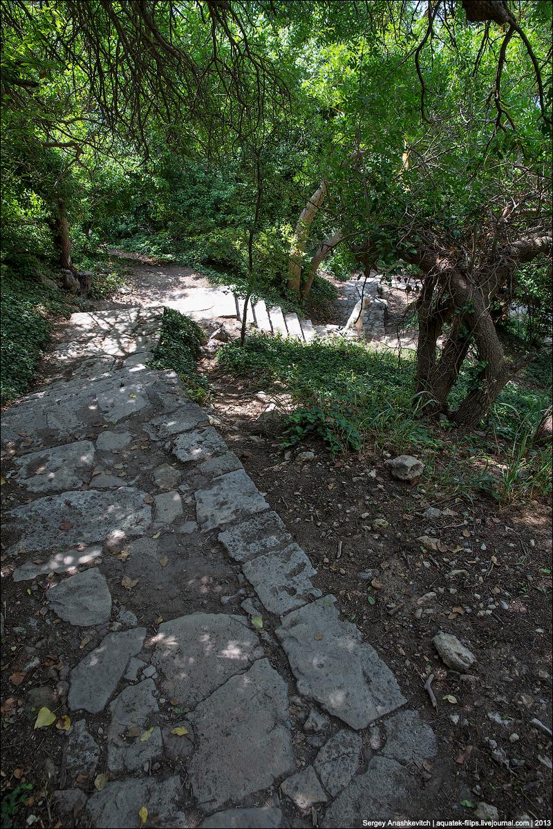 Георгиевская лестнице