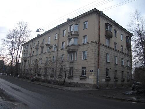 ул. Крупской 41