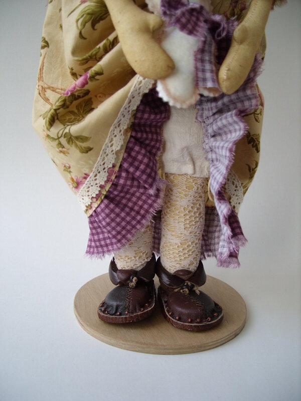 туфельки куклы