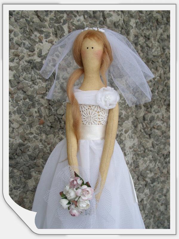 тильда невеста