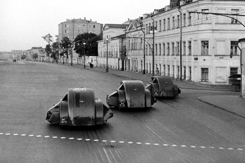 Поливальные машины ПУ-7 на шасси ГАЗ-ММ
