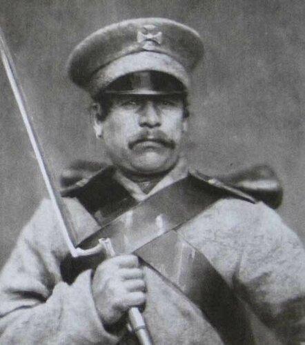Ополченец Крымской войны