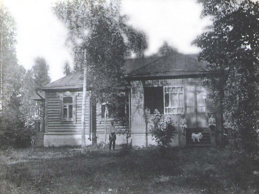 1910-е. Поместье Александрия Спасского уезда
