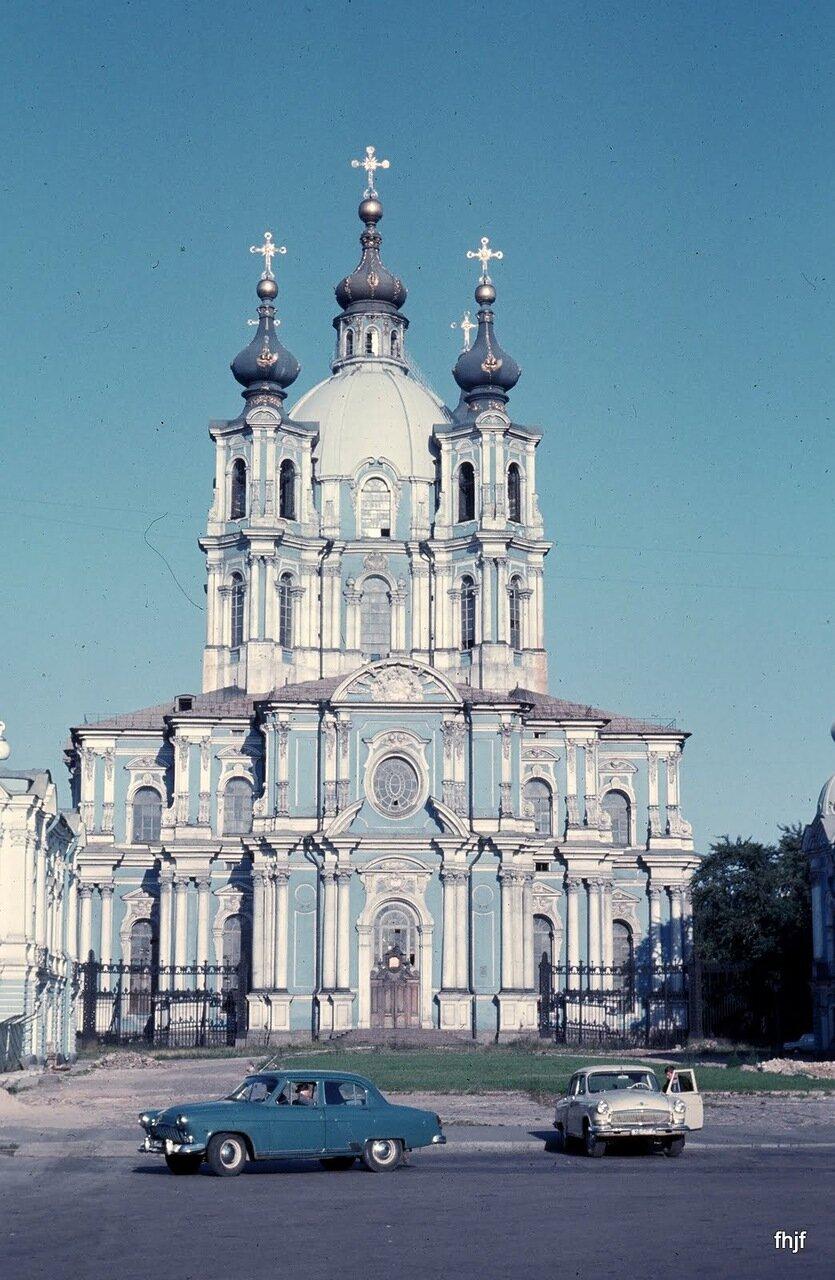 Smolny Nunnery & Cathedral 1764