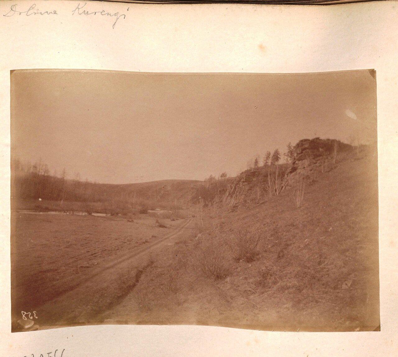 Долина реки Куренги