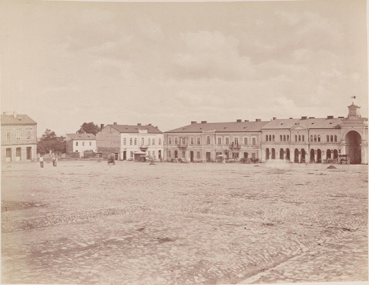 Базар в Кельце