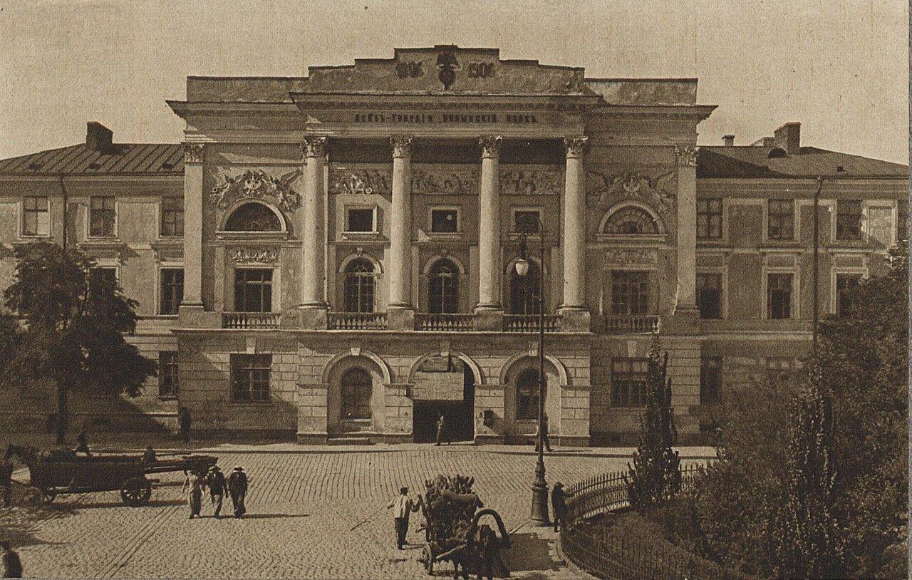 Варшава. Казармы Волынского полка
