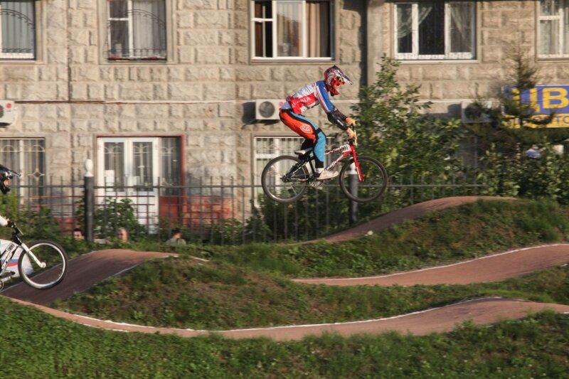 BMX-2013. Чемпионат России