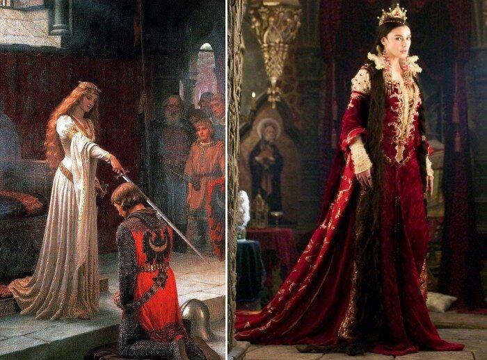 Магазин платьев королев