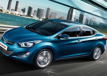 В России стартовали продажи обновленной Hyundai Elantra