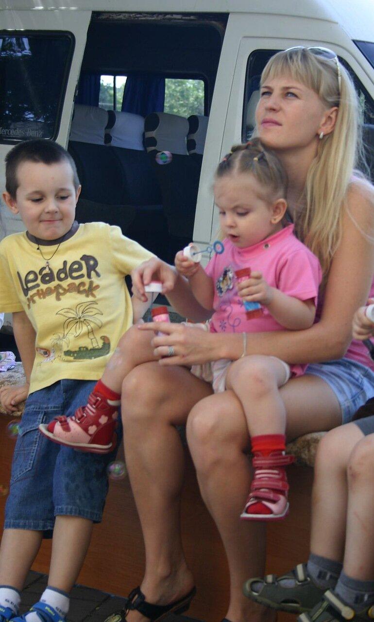Запорожские «Ангелы» подарили малышам праздник (ФОТО), фото-5
