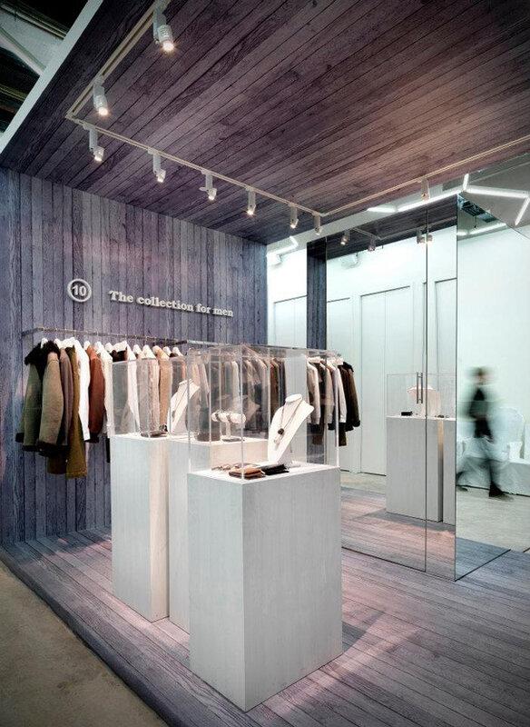 Магазин Maison Martin Margiela в Пекине