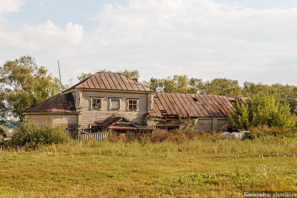 Татарское Бурнашево, церковь Михаила Архангела.