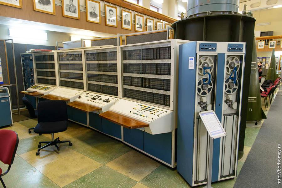 БЭСМ-6 выслительная машина фото