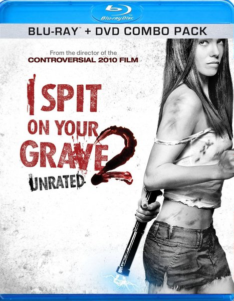 Я плюю на ваши могилы 2 / I Spit On Your Grave 2 [UNRATED] (2013) BDRip 1080p + 720p + HDRip