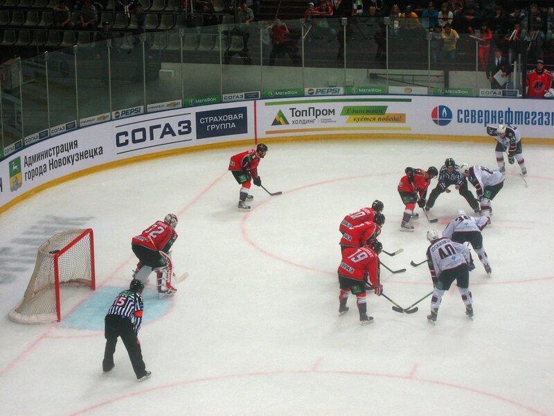 Металлург 3-2 Сибирь