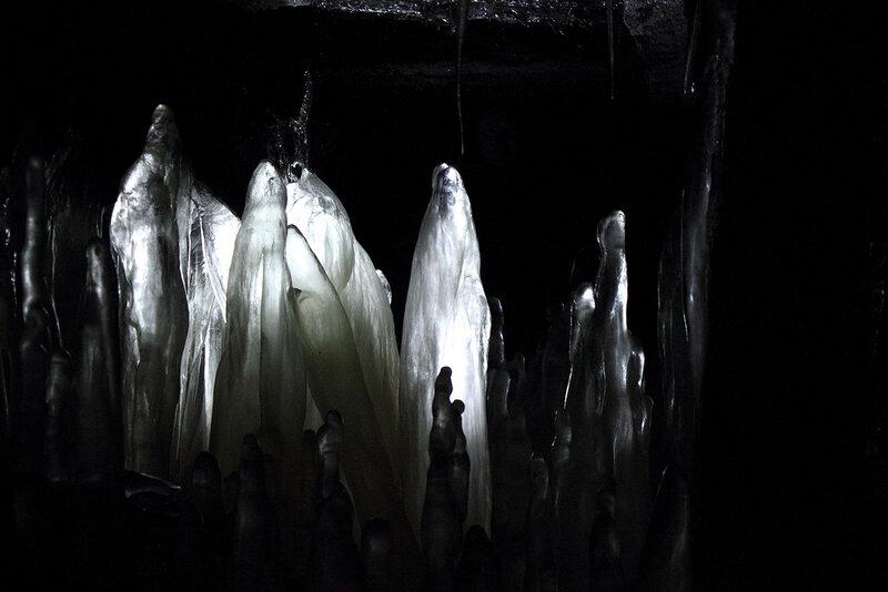 Ледяные столбы (20.05.2013)